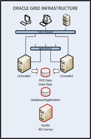 Oracle Grid Cluster Installation With NFS
